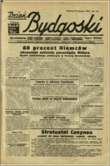Dzień Bydgoski, 1934, R.6, nr 187