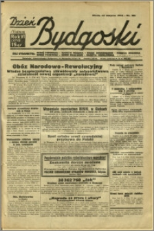Dzień Bydgoski, 1934, R.6, nr 188