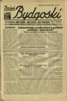 Dzień Bydgoski, 1934, R.6, nr 189