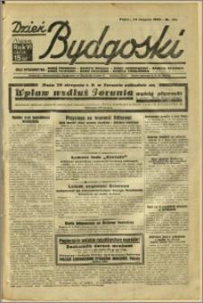 Dzień Bydgoski, 1934, R.6, nr 190