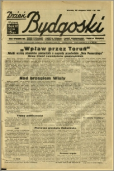 Dzień Bydgoski, 1934, R.6, nr 193