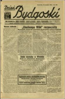 Dzień Bydgoski, 1934, R.6, nr 195