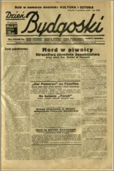 Dzień Bydgoski, 1934, R.6, nr 279