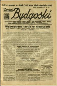Dzień Bydgoski, 1934, R.6, nr 285