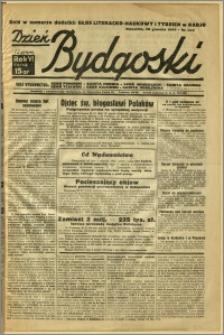 Dzień Bydgoski, 1934, R.6, nr 296