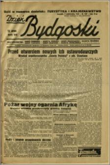 Dzień Bydgoski, 1935, R.7, nr 229