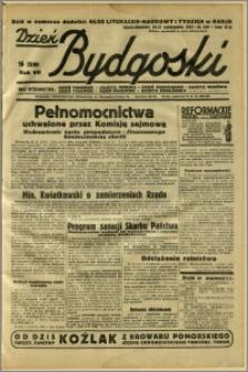 Dzień Bydgoski, 1935, R.7, nr 249