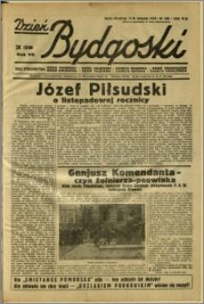 Dzień Bydgoski, 1935, R.7, nr 260