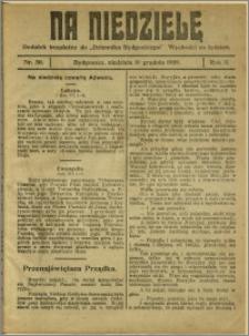 Na Niedzielę, 1909, R.2, nr 50