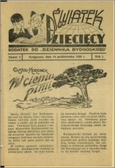 Światek Dziecięcy, 1936, R.1, nr 2
