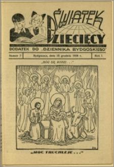 Światek Dziecięcy, 1936, R.1, nr 7