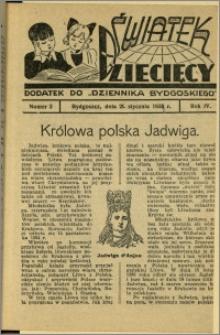 Światek Dziecięcy, 1939, R.4, nr 2