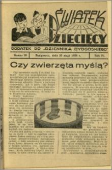Światek Dziecięcy, 1939, R.4, nr 10