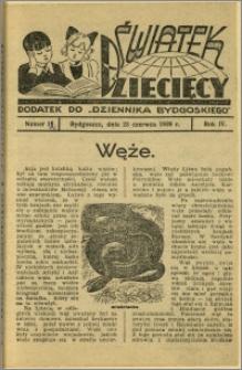 Światek Dziecięcy, 1939, R.4, nr 12