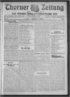 Thorner Zeitung 1912, Nr. 4 2 Blatt