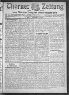 Thorner Zeitung 1912, Nr. 7 2 Blatt