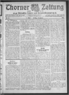 Thorner Zeitung 1912, Nr. 15 2 Blatt