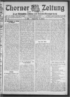 Thorner Zeitung 1912, Nr. 20 2 Blatt