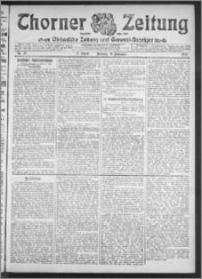 Thorner Zeitung 1912, Nr. 33 2 Blatt