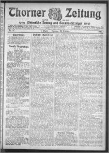 Thorner Zeitung 1912, Nr. 47 1 Blatt