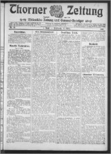 Thorner Zeitung 1912, Nr. 61 1 Blatt