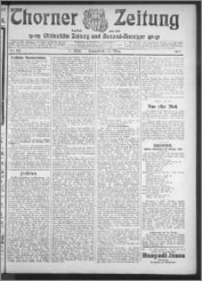 Thorner Zeitung 1912, Nr. 64 2 Blatt