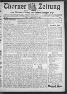 Thorner Zeitung 1912, Nr. 70 2 Blatt