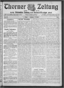 Thorner Zeitung 1912, Nr. 99 1 Blatt