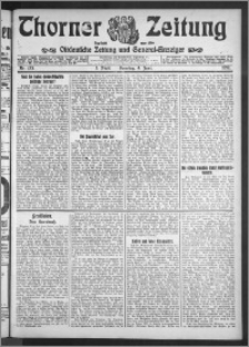 Thorner Zeitung 1912, Nr. 133 3 Blatt