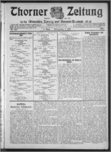 Thorner Zeitung 1912, Nr. 154 2 Blatt