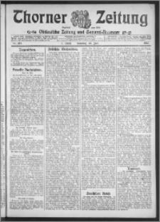 Thorner Zeitung 1912, Nr. 163 1 Blatt