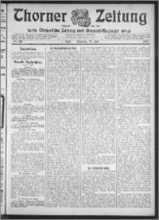 Thorner Zeitung 1912, Nr. 170 1 Blatt