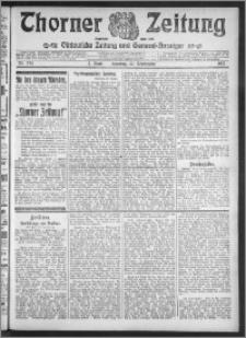 Thorner Zeitung 1912, Nr. 223 2 Blatt