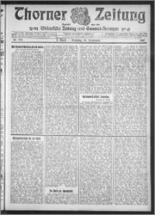 Thorner Zeitung 1912, Nr. 224 2 Blatt