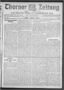 Thorner Zeitung 1912, Nr. 233 2 Blatt