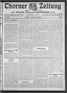 Thorner Zeitung 1912, Nr. 239 2 Blatt
