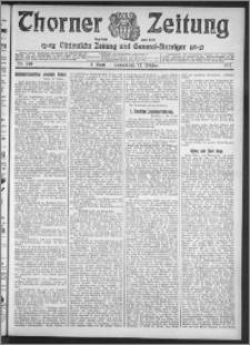 Thorner Zeitung 1912, Nr. 240 2 Blatt