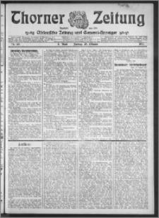 Thorner Zeitung 1912, Nr. 251 2 Blatt