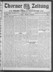 Thorner Zeitung 1912, Nr. 260 2 Blatt