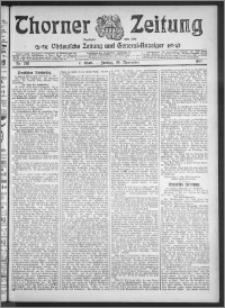 Thorner Zeitung 1912, Nr. 280 2 Blatt
