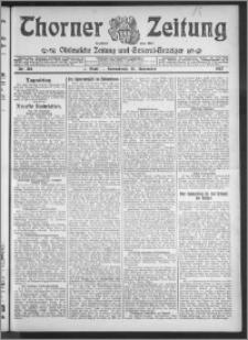 Thorner Zeitung 1912, Nr. 281 1 Blatt