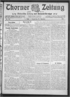 Thorner Zeitung 1912, Nr. 303 1 Blatt