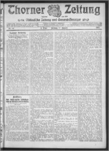 Thorner Zeitung 1913, Nr. 14 2 Blatt
