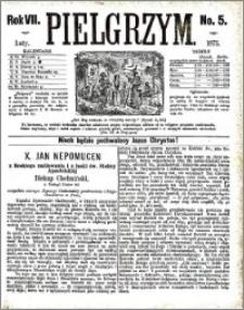 Pielgrzym, pismo religijne dla ludu 1875 nr 5