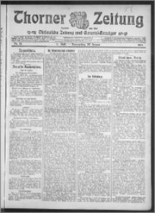 Thorner Zeitung 1913, Nr. 25 1 Blatt