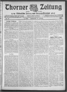 Thorner Zeitung 1913, Nr. 37 2 Blatt