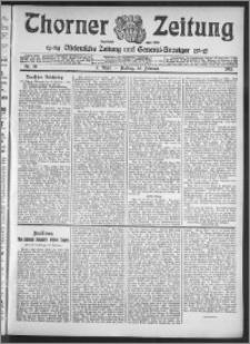 Thorner Zeitung 1913, Nr. 38 2 Blatt