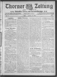 Thorner Zeitung 1913, Nr. 74 1 Blatt