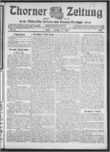 Thorner Zeitung 1913, Nr. 96 1 Blatt
