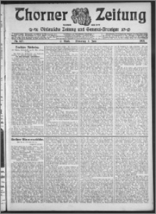 Thorner Zeitung 1913, Nr. 127 2 Blatt